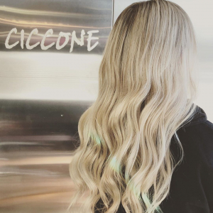 platinum blonde wavy long hair by ciccone in macleod melbourne victoria