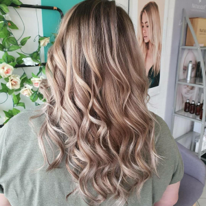 Unique hair by Tay Thomas and Co.
